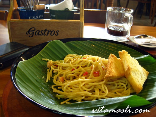 Gastros Coffee and Eatery