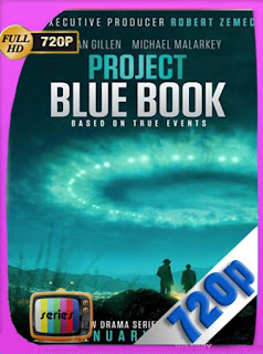 Project Blue Book Temporada 1 HD [720p] Latino [GoogleDrive] SilvestreHD