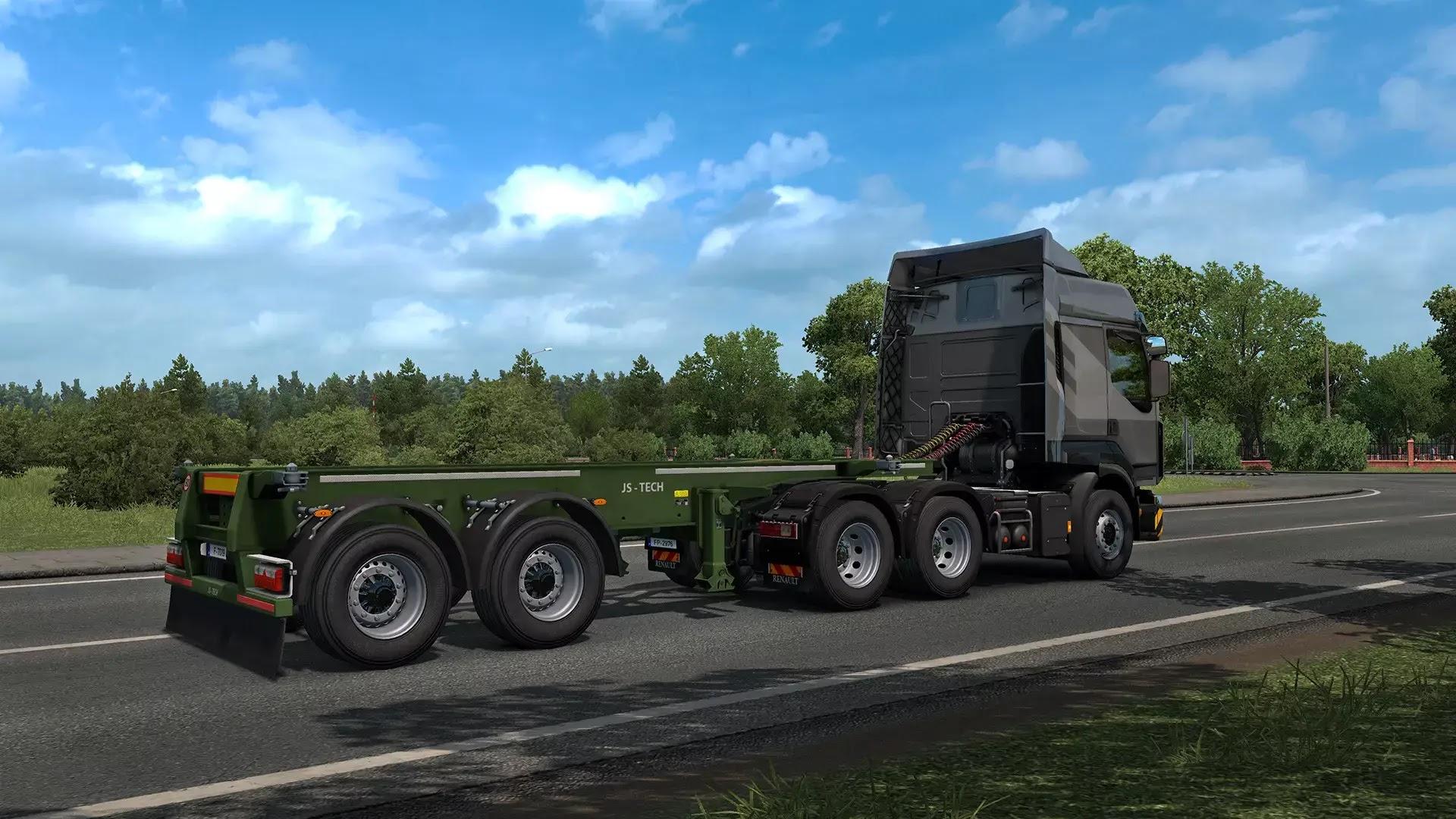 Euro Truck Simulator 2 on Autumun Sale Steam 2020
