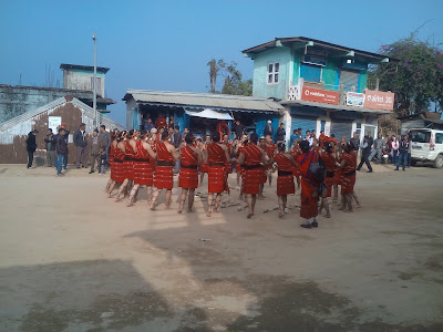 Tribal festival of Nagaland