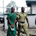 Man who killed little girl for rituals in Rivers slumps in court