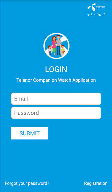 Telenor Companion App
