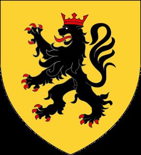 Sa Majesté d'Azur  Blason_baudricourt
