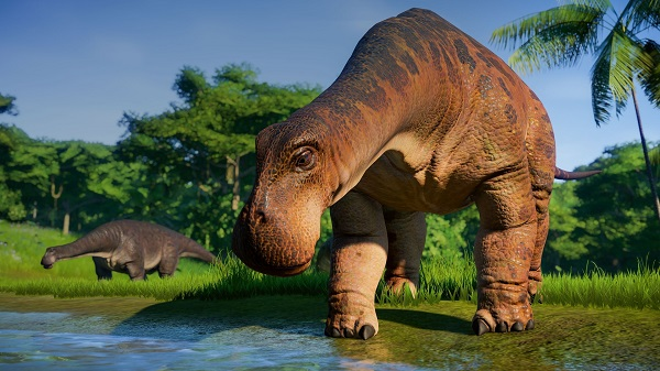 Jurassic World Evolution Updates