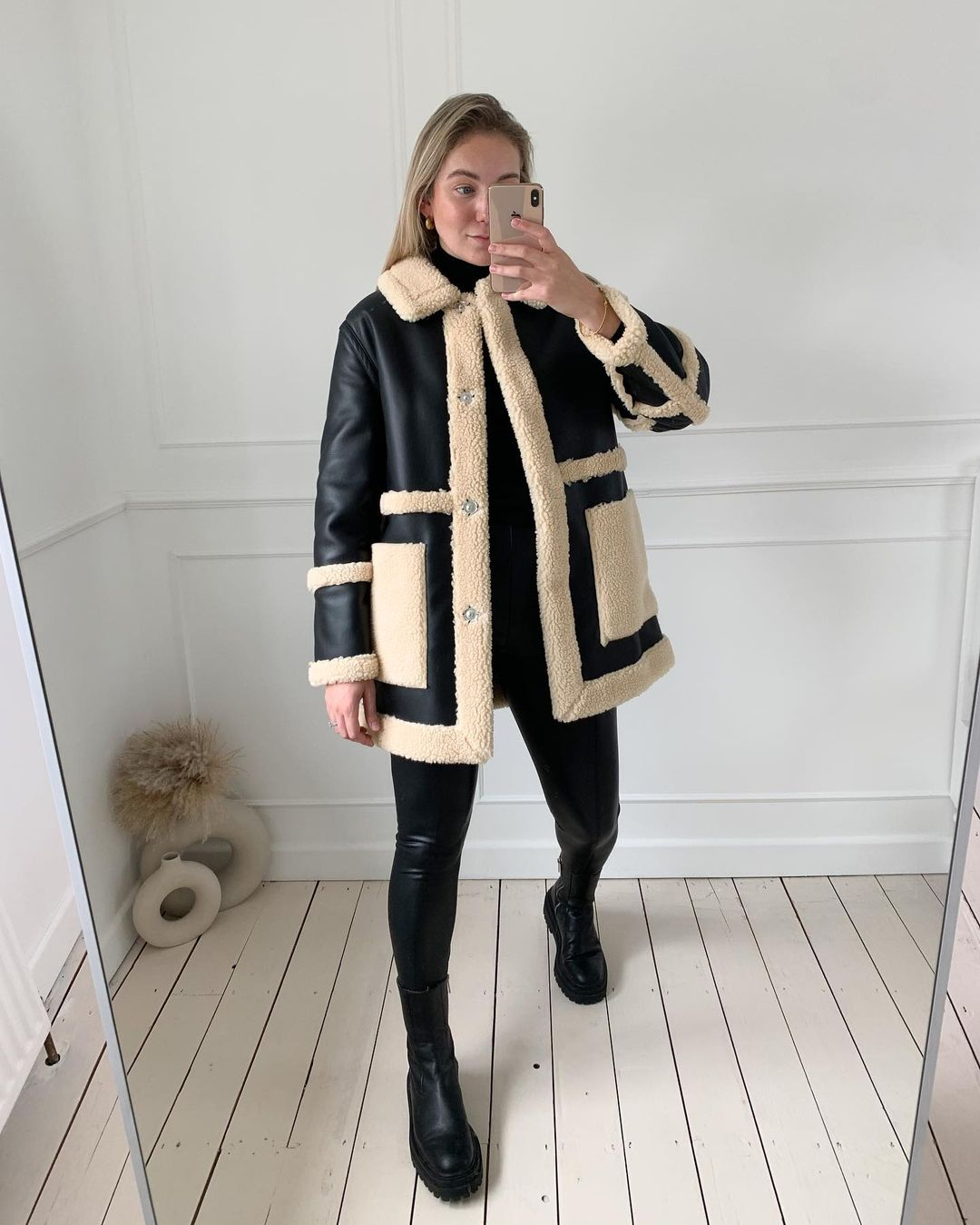 A Shearling Jacket is a Must-Buy for Fall and Winter