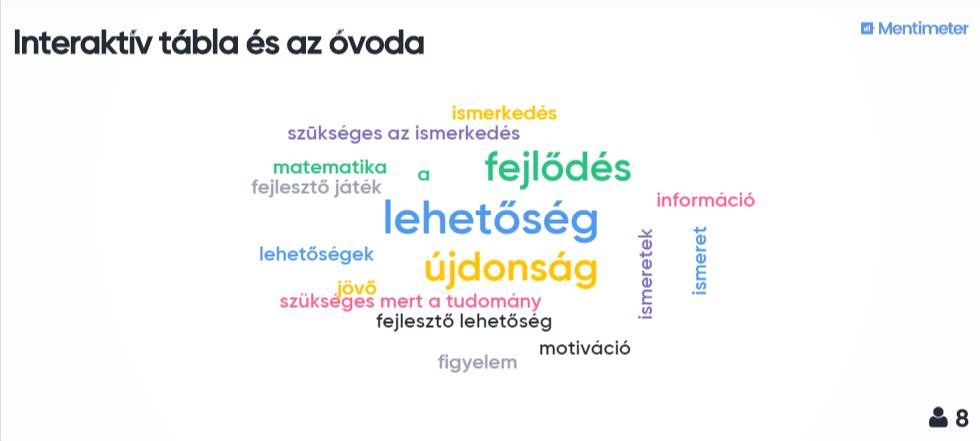 12.2. Interaktív táblák az oktatásban