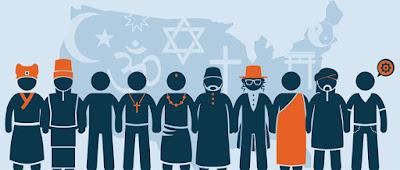 Eksplore agama lain anak muda tidak rasis