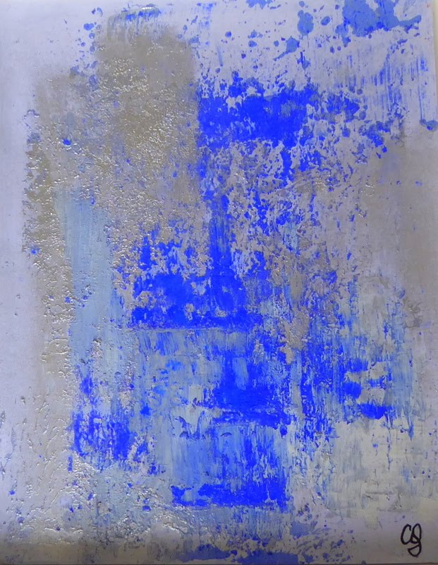 Vers l'abstraction : Bleu (1)