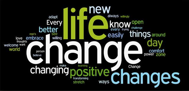 Perubahan