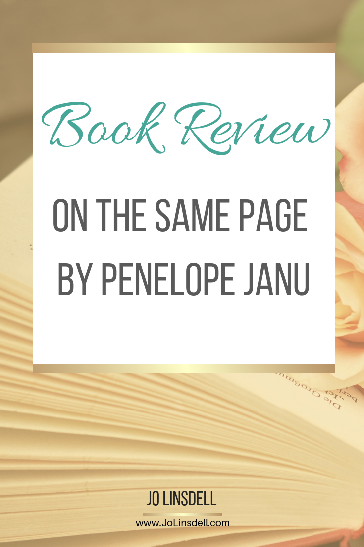 Book Review: On the Same Page by Penelope Janu