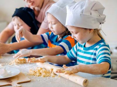 Piccoli Cuochi - Laboratorio di cucina per bambini e ragazzi (4-11 anni)