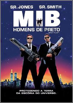 MIB: Homens de Preto Dublado