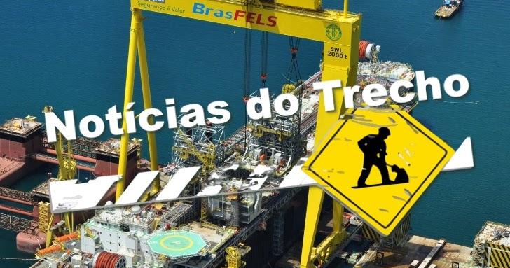Resultado de imagem para Estaleiro Brasfels