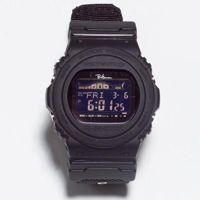 Kolaborasi Ron Herman x G-Shock GWX-5700