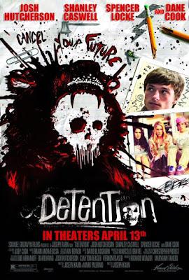 Detention [2011] [DVD] [R1] [NTSC] [Latino]
