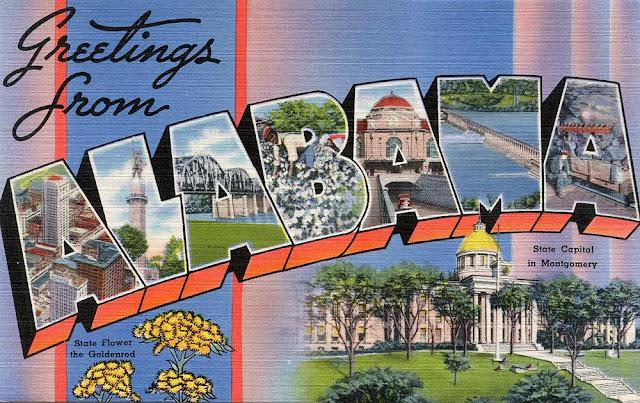 1940. Alabama