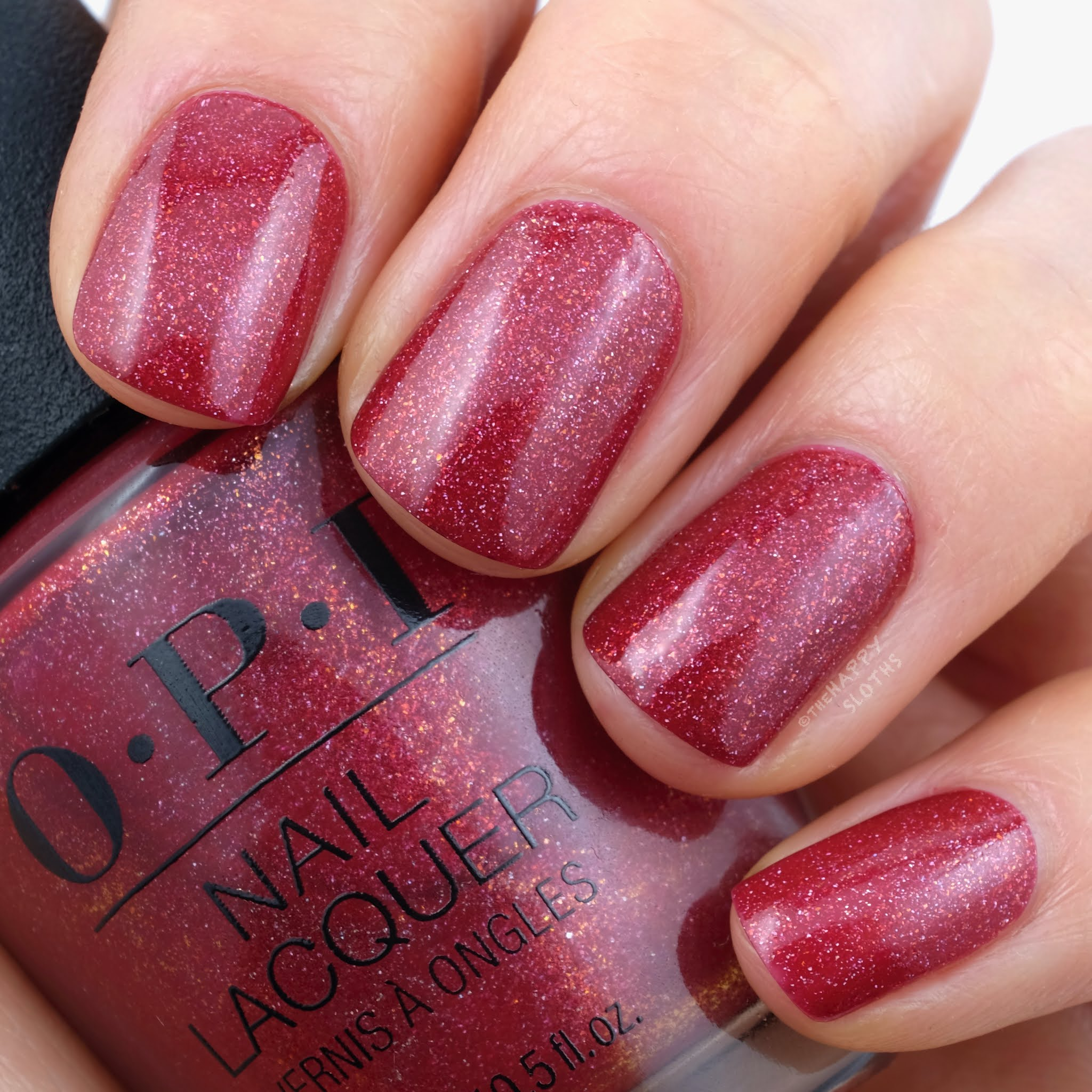 OPI | Spring 2021 Hollywood Collection | I'm Really An Actress: Review and Swatches