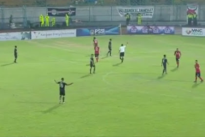 Piala Gubernur, Madura United vs Bhayangkara FC Imbang 1-1