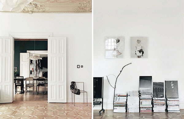 {décor inspiration | his & hers : merging tastes}