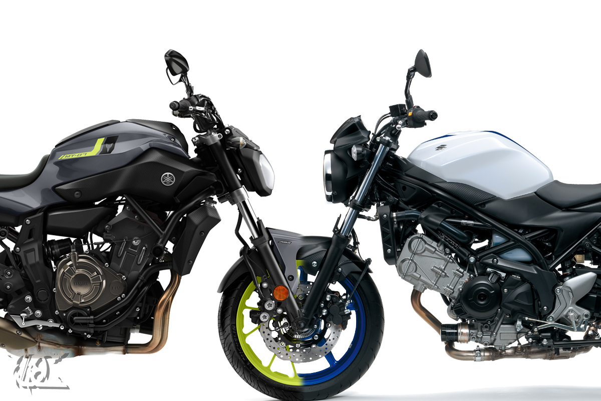 ue suzuki sv650 vs yamaha mt 07. Black Bedroom Furniture Sets. Home Design Ideas