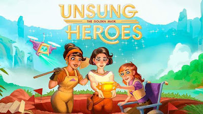 Unsung Heroes MOD APK Full Version All Gates Unlocked