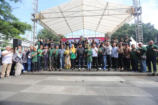 """Pemkot Bandung Gelar Ketahanan Budaya """" Lestarikan Budaya Lokal di Era Digital"""""""