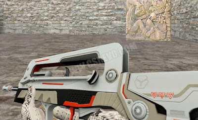 Skin Famas - Mecha Industries - HD CS 1.6