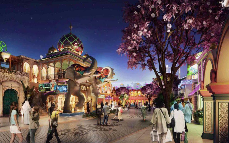 Bollywood Parks Dubai: