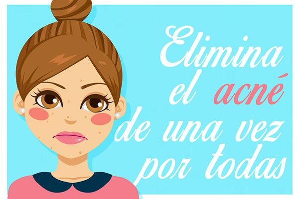 elimina acne