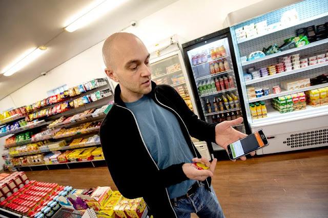 nel suo Supermercato Hi-Tech