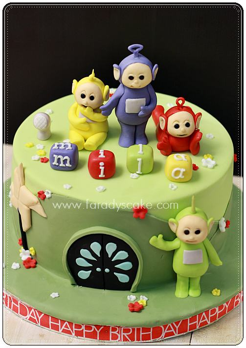 Teletubbies Where Everything Is Made With Love