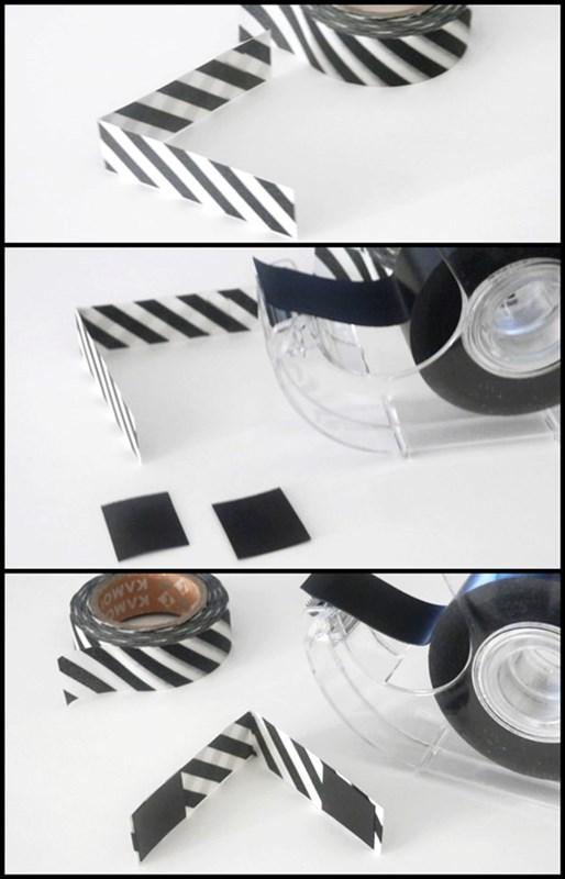 diy marque page magn tique caro dels blog diy et loisirs cr atifs. Black Bedroom Furniture Sets. Home Design Ideas