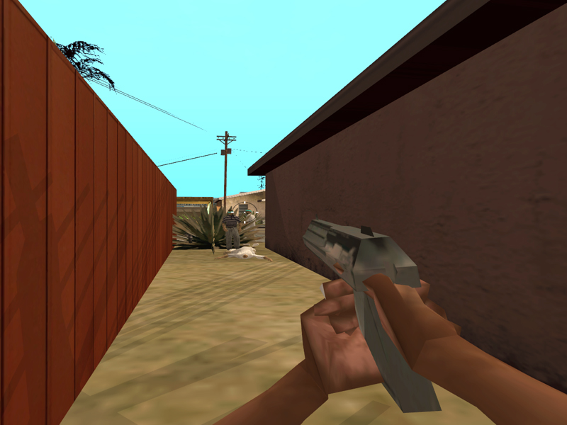 gta san andreas first person mod v3 download