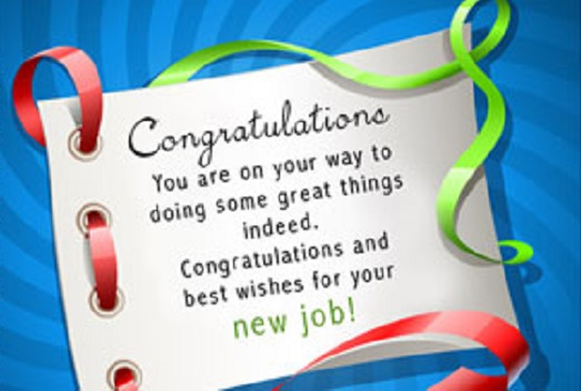 congratulation message for promotion