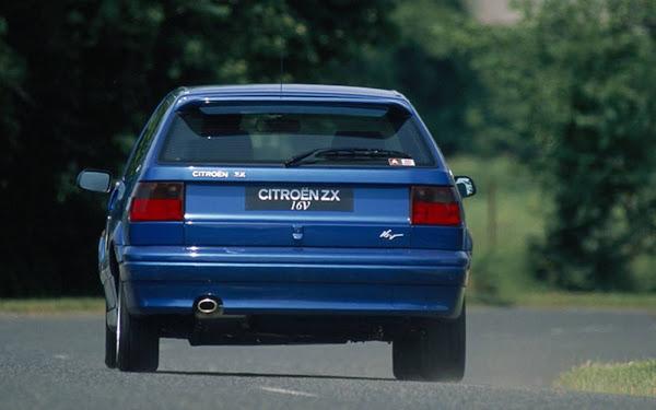 Pioneiro da marca no Brasil, Citroën ZX comemora 30 anos