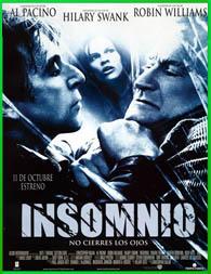 Insomnia (Insomnio) (2002) | DVDRip Latino HD Mega
