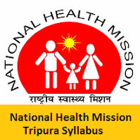 National Health Mission Tripura Syllabus