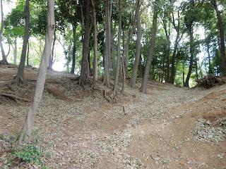 泉親衡館跡