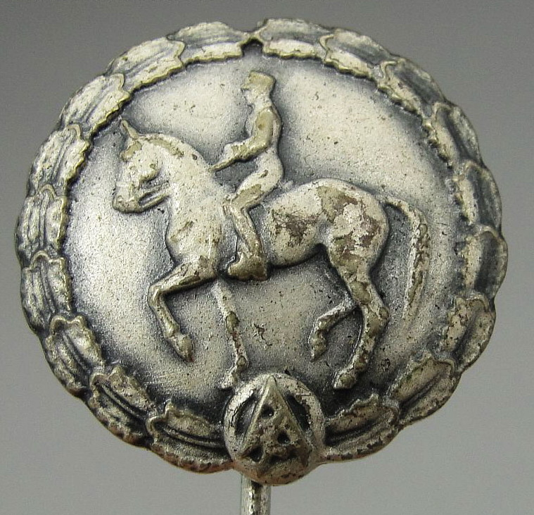 Ailsby Collection: German Expert Horseman's Badge