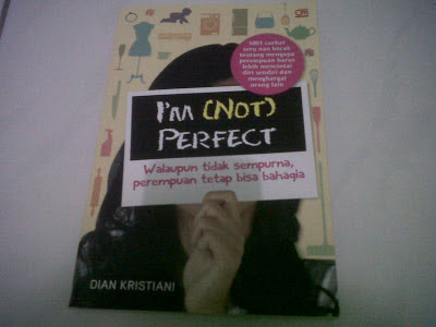 review buku dian kristiani review buku i am not perfect