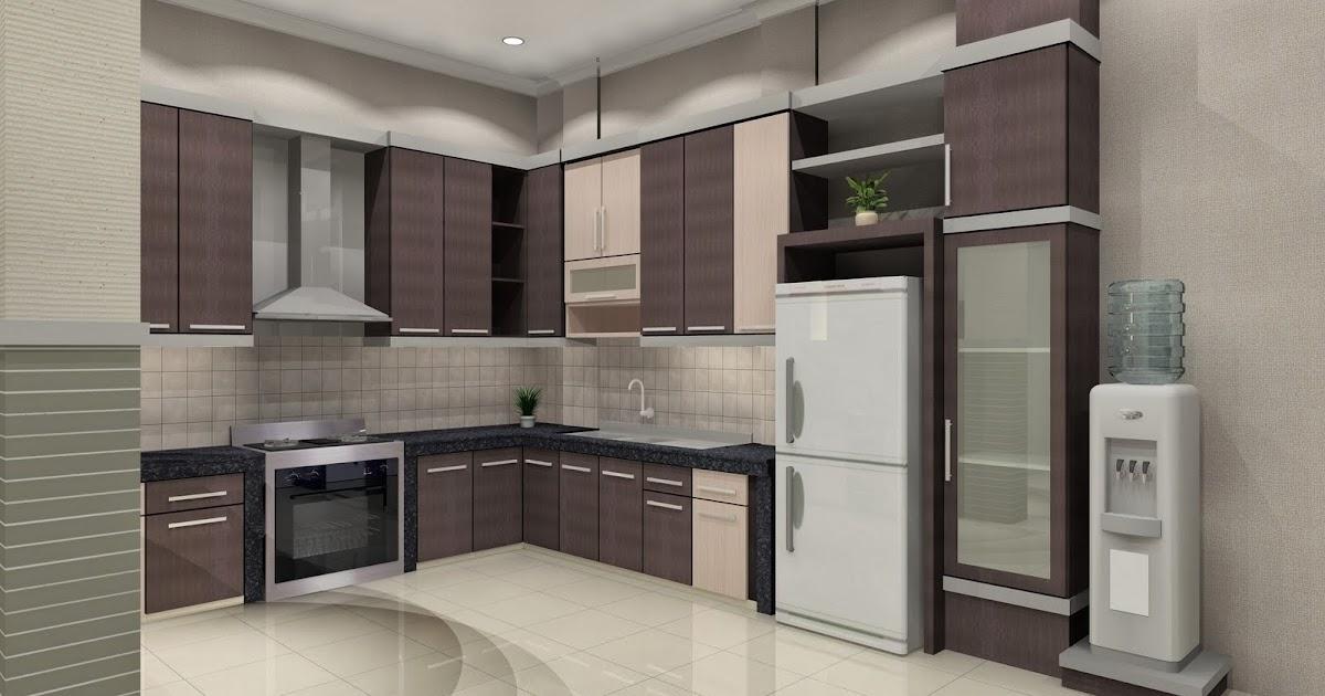 Modern Kitchen Design For Minimalist House 2014