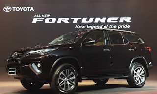 Harga All New Toyota Fortuner