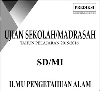 Prediksi Soal US SD 2016