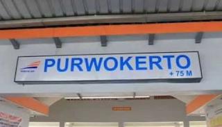 Perjalanan Tiket Kereta Api Purwokerto Jakarta