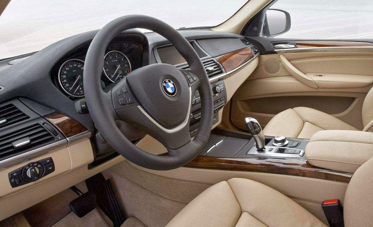 BMW X5 4x4 7 places