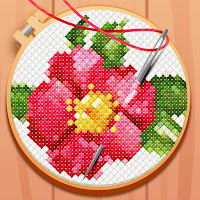 CROSS-STITCH: COLORING BOOK Mod Apk