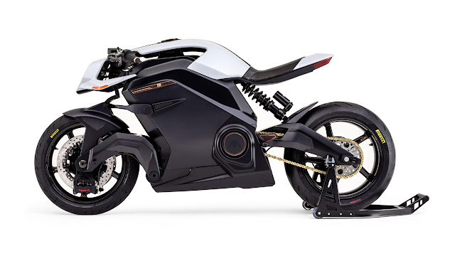 Arc Vector Electric Motorcycle - The Revolution is coming