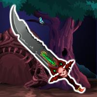 Halloween Dark Forest Escape