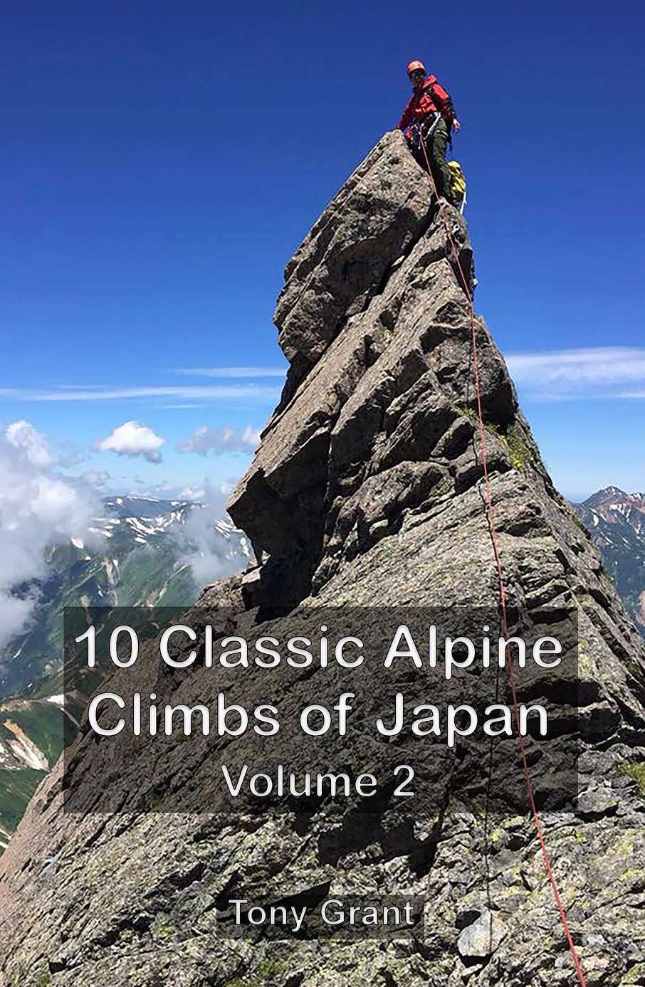 10 Classic Alpine Climbs of Japan (Volume 2) - OUT NOW