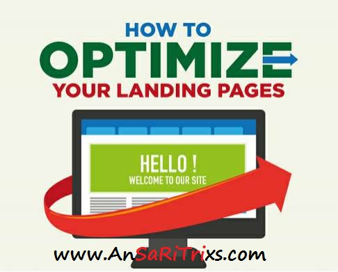How to Optimize Website Landing Pages